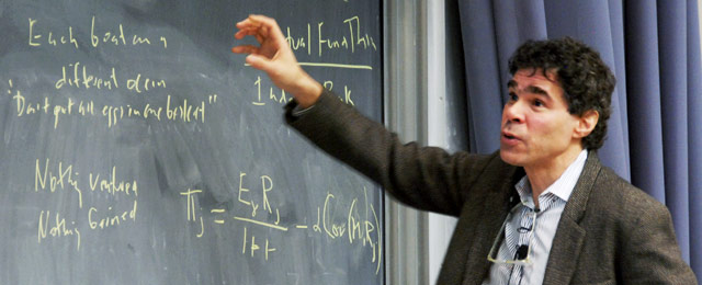 Financial Theory | Open Yale Courses